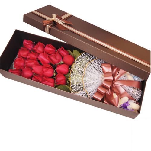 济南鲜花:烟雨蒙蒙