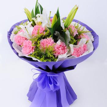 厦门鲜花预定:亲爱的妈妈