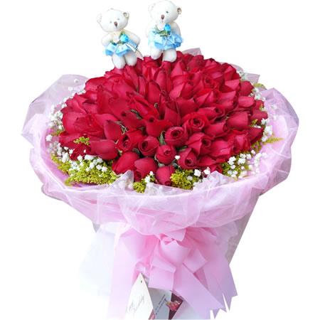 安陽網上訂情人鮮花