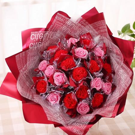 厦门肥皂花:送给母亲