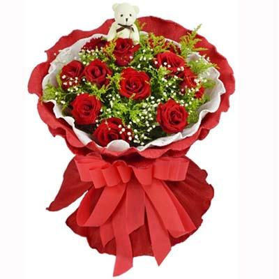 毫州網上訂情人鮮花