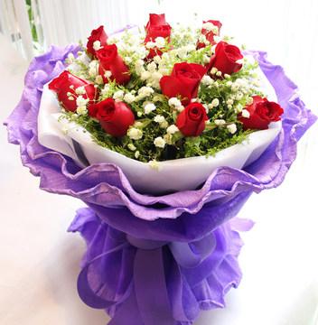 鄂州网上订情人鲜花