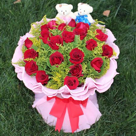 南昌县网上订情人鲜花