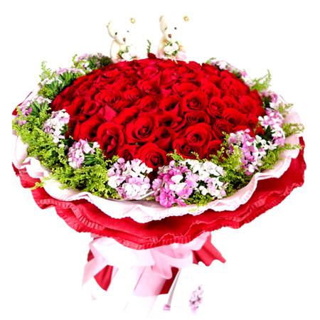 爱思鲜花:嫁给我