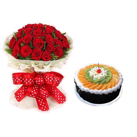 爱思绿植花卉-生日快乐