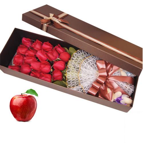 上海鲜花:爱如蜜糖