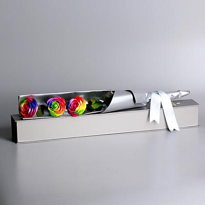 爱思水果篮:七彩香皂花-3只装