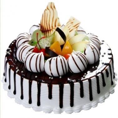 广州生日蛋糕:巧克力的甜蜜