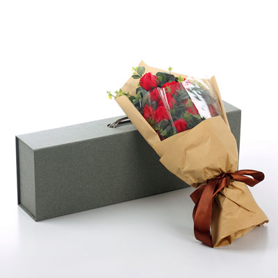 爱思水果篮:香皂花-红玫瑰