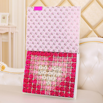 深圳肥皂花:肥皂花-心形粉色