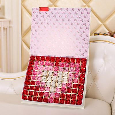 深圳肥皂花:肥皂花-心形红色