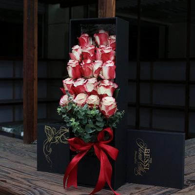 济南永生花:进口花-花边的甜蜜