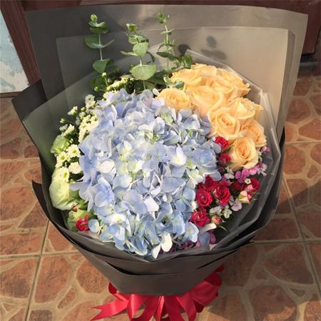 赣州鲜花礼品鲜花-不再见的爱