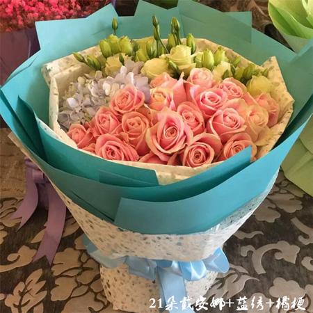 上海鲜花礼品鲜花-春天记忆
