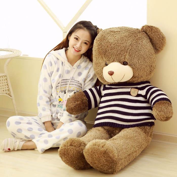 毛�q玩具-多彩小熊