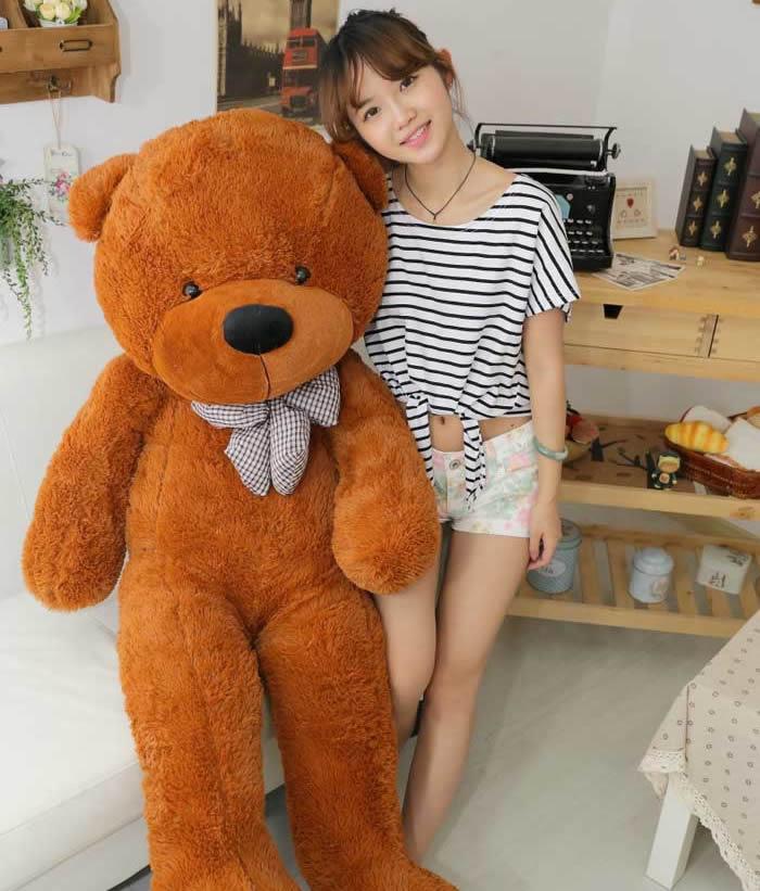 毛绒玩具熊-抱抱熊