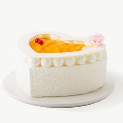 济南生日蛋糕:好利来-爱在心窝