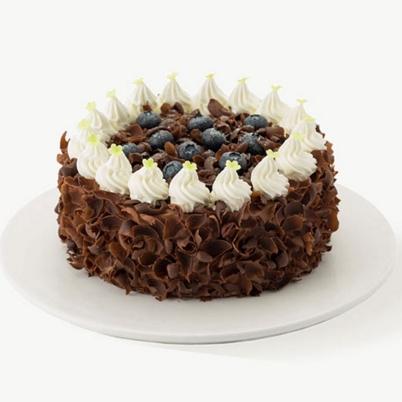 厦门生日蛋糕:好利来-黑森林