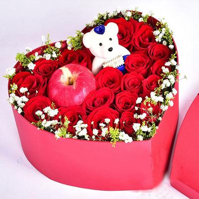 丽水鲜花:圣诞礼盒4