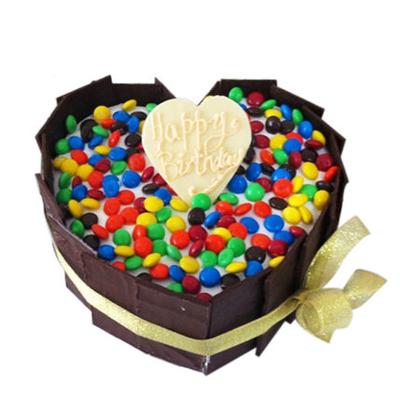广州生日蛋糕:花好月圆