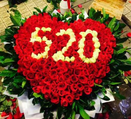 上海鲜花:想你(特价)