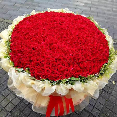 桂林网上订情人鲜花