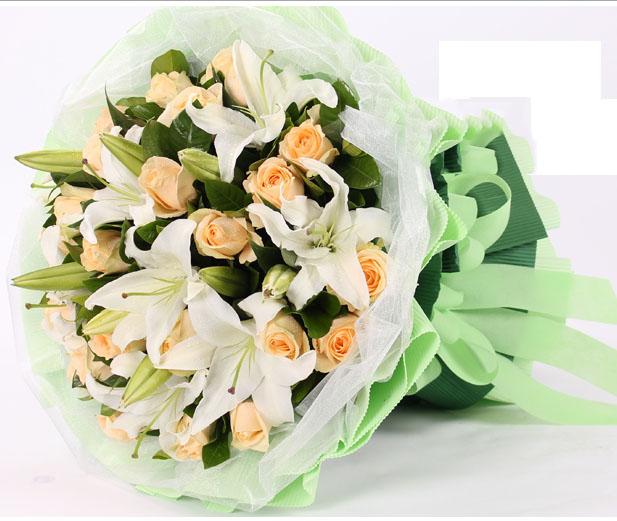 天津网上订情人鲜花
