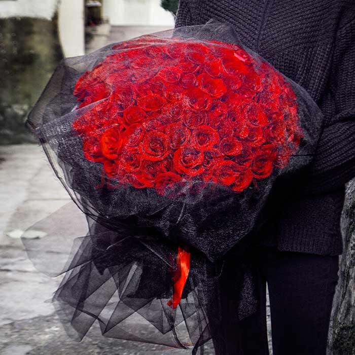 深圳鲜花:深情一刻