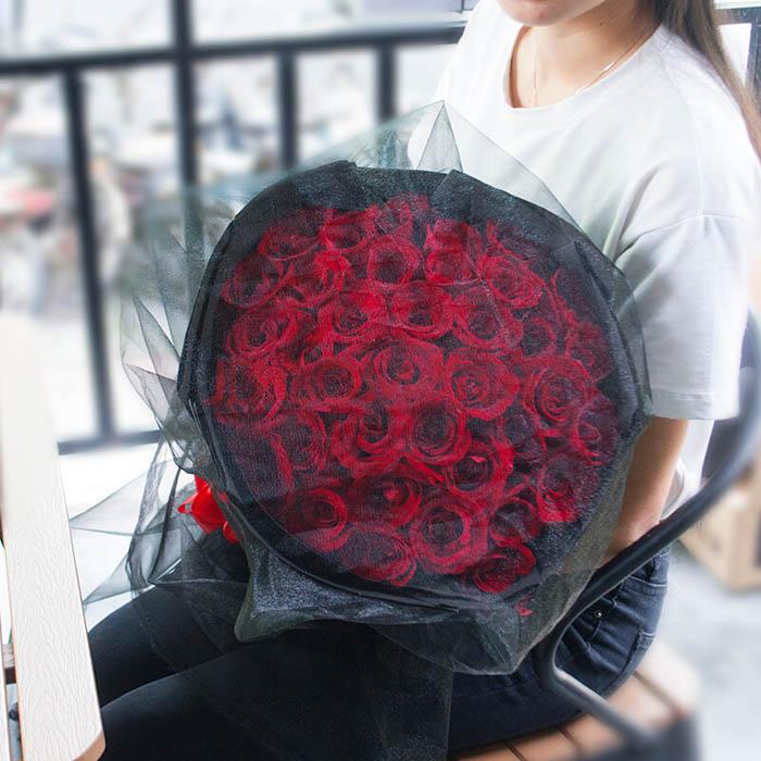 丽水鲜花:倾慕恋人