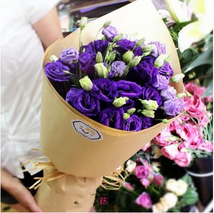 百色网上订情人鲜花