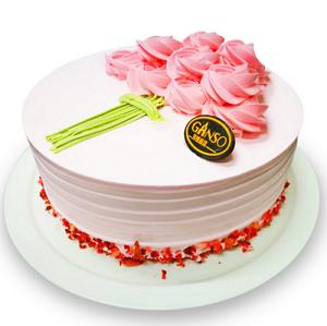 元祖蛋糕-以花为名鲜奶蛋糕