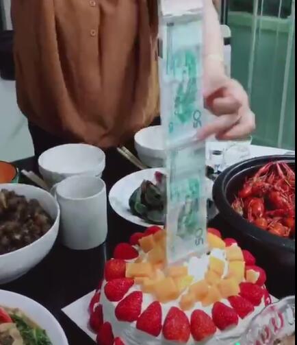 �t包蛋糕