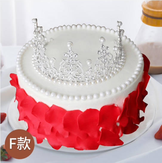 皇冠生日蛋糕F款