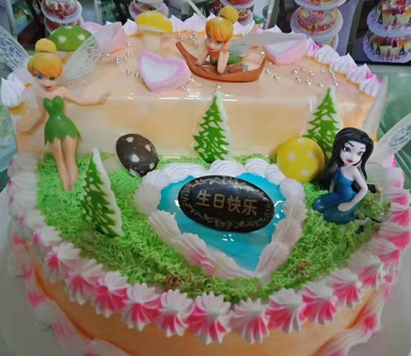 美人�~蛋糕